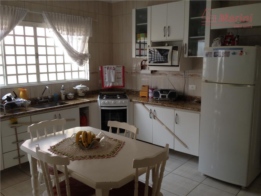 Casa  residencial à venda, Vila Flora, Salto.