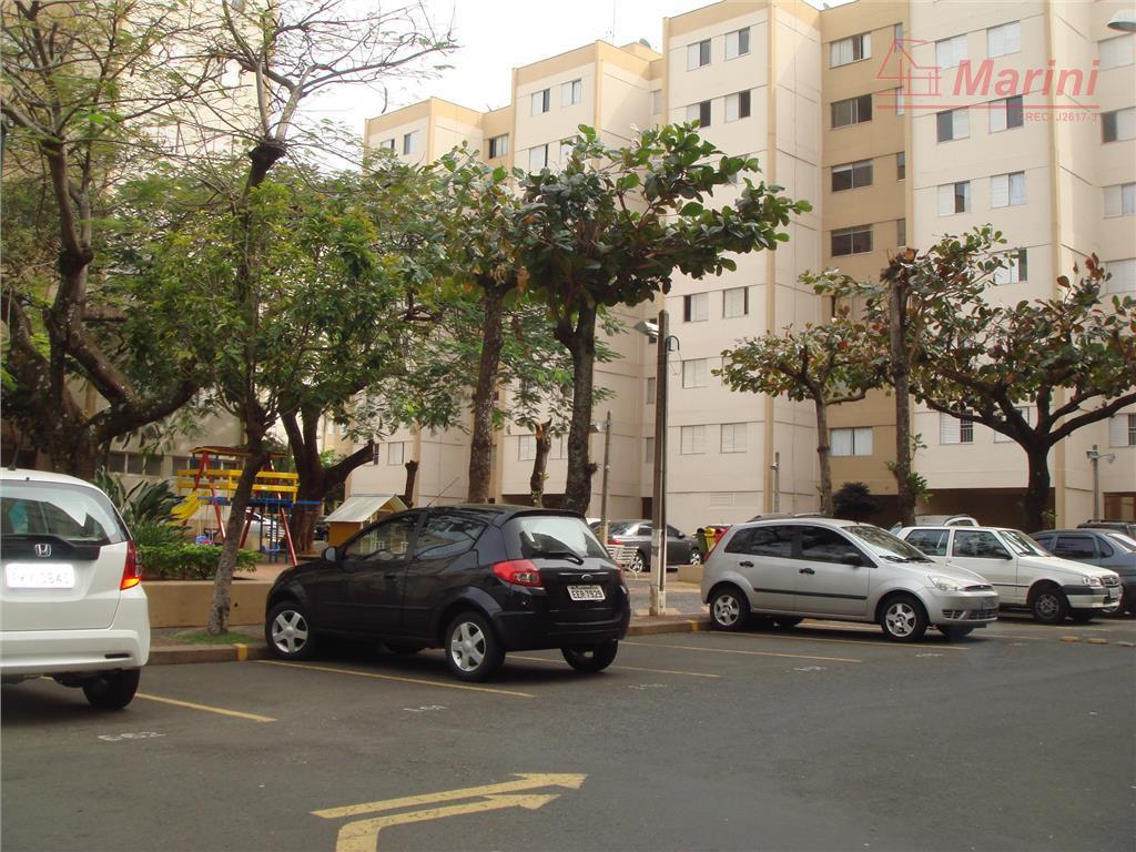 Apartamento residencial à venda, Taquaral, Campinas.
