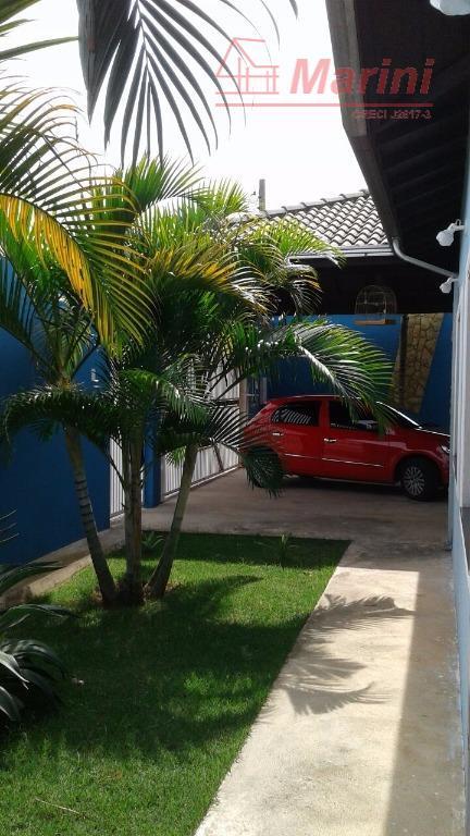 Casa residencial à venda, Jardim Santa Marta, Salto.