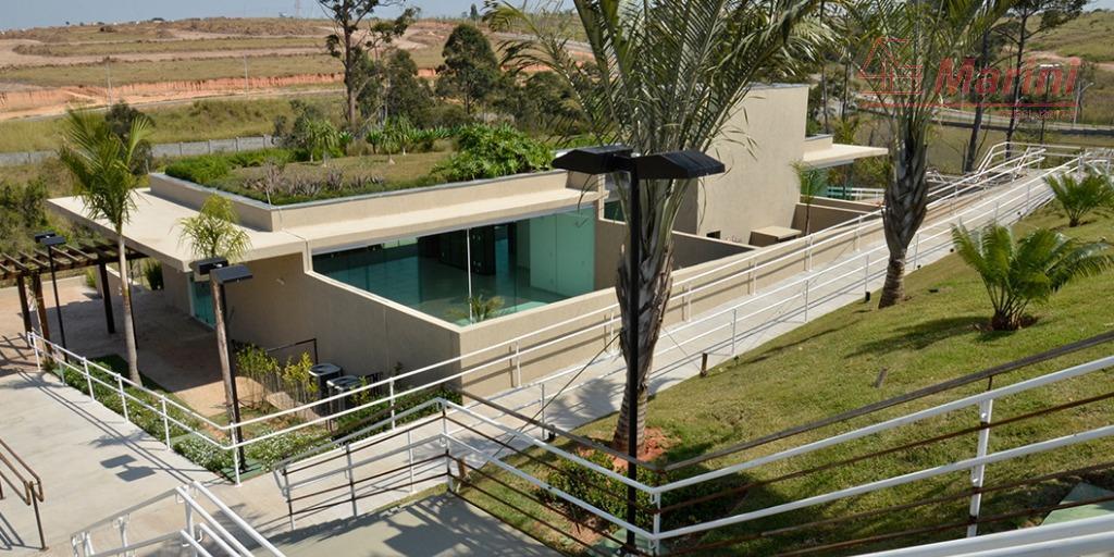 Terreno residencial à venda, Residencial Central Parque, Salto.