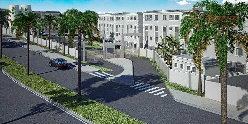 Apartamento residencial à venda, Parque Solar dos Sabiás, Salto - AP0061.