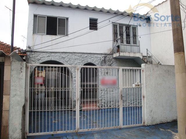 Conjunto de casas residenciais à venda, Tatuapé, São Paulo - CA0054.