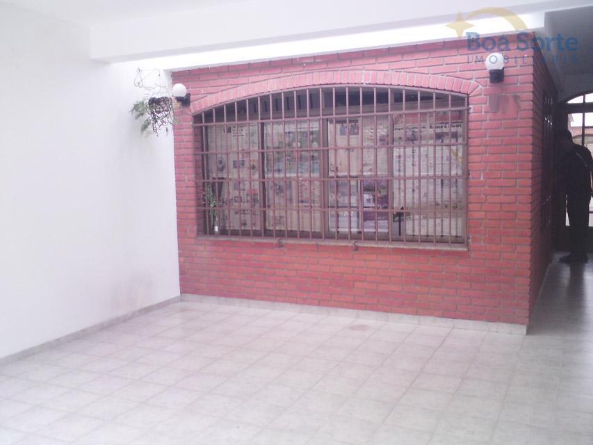 Sobrado residencial para locação, Jardim Anália Franco, São Paulo - SO0140.