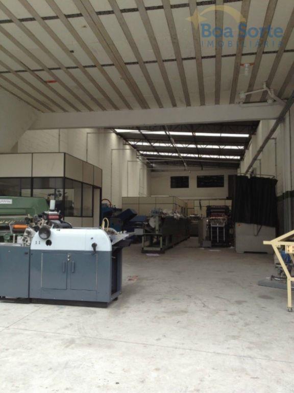 Galpão comercial à venda, Belenzinho, São Paulo - GA0018.