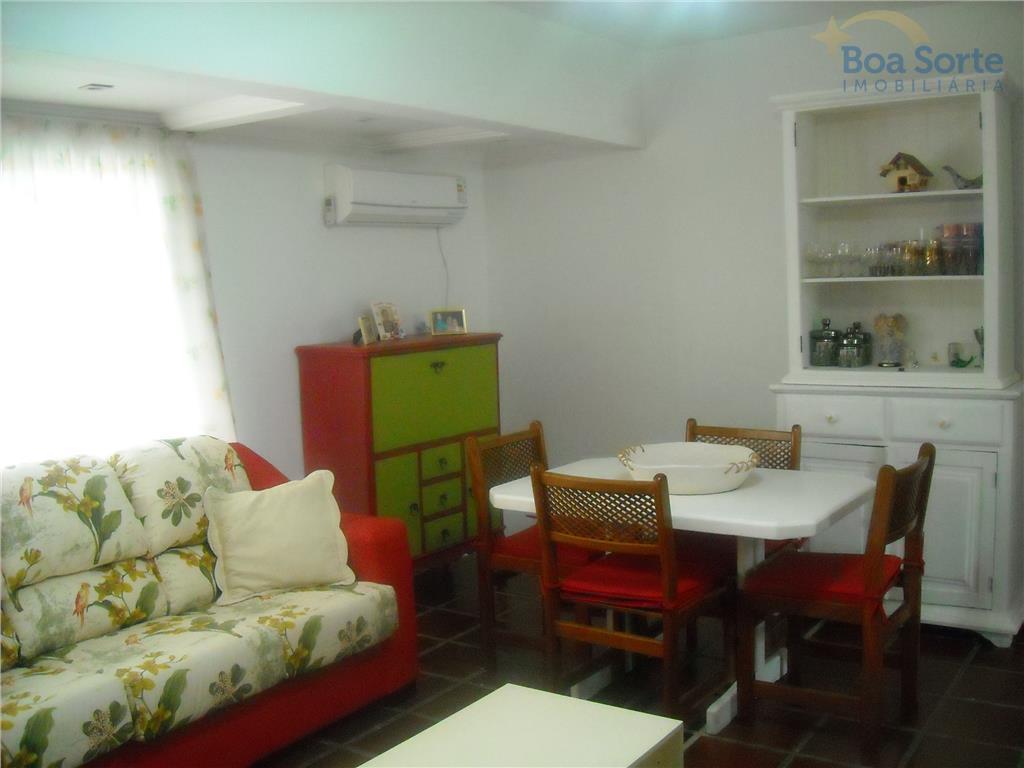 Apartamento residencial à venda, Balneário Cidade Atlântica, Guarujá.