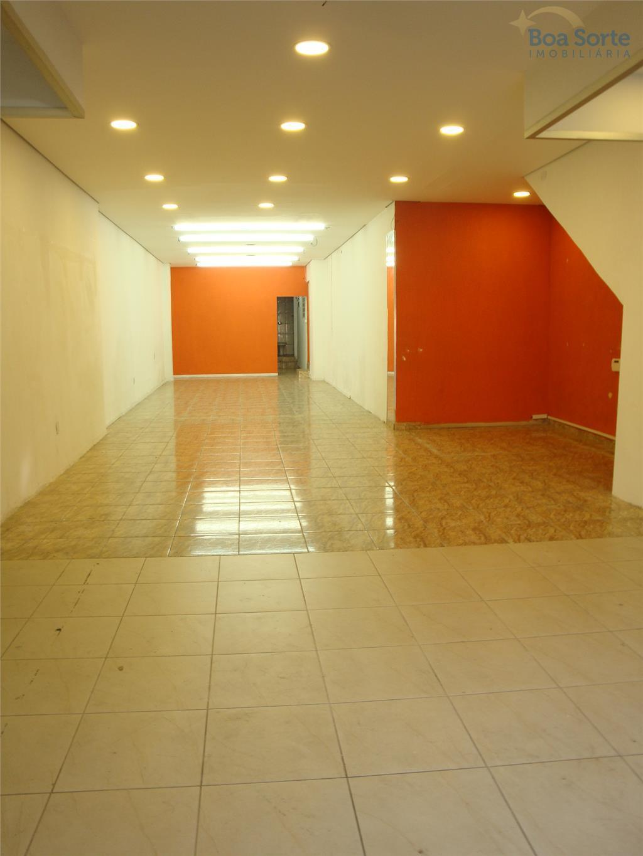 Salão comercial para locação, Tatuapé, São Paulo - SL0034.