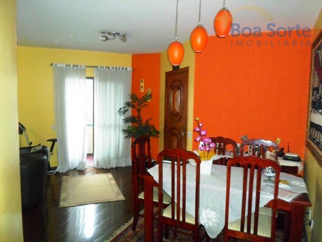 Apartamento residencial à venda, Vila Azevedo, São Paulo - AP0278.