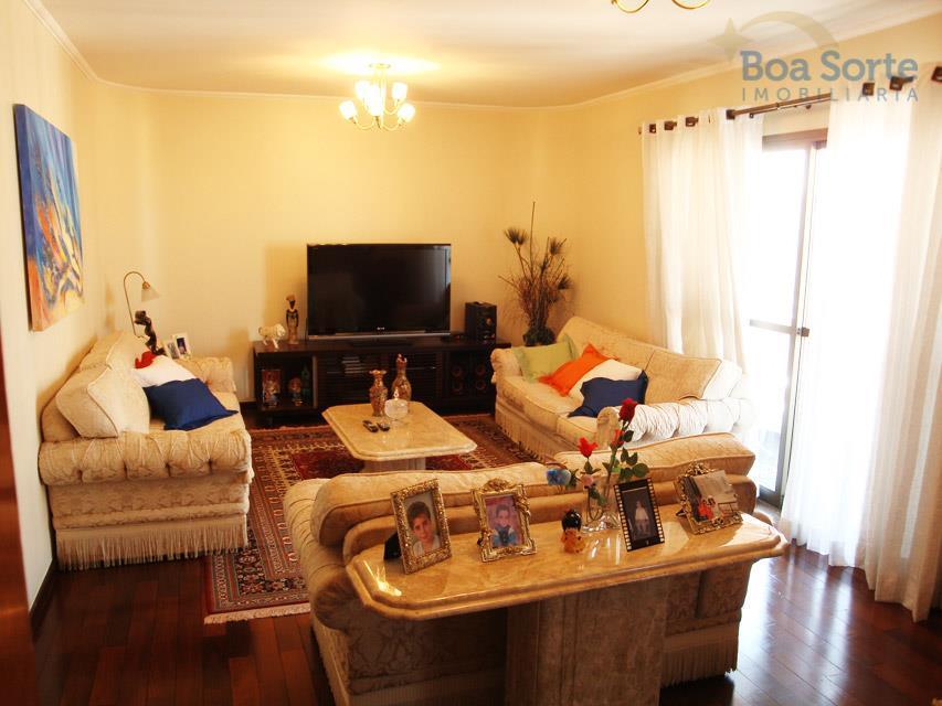 Apartamento residencial à venda, Tatuapé, São Paulo - AP0276.