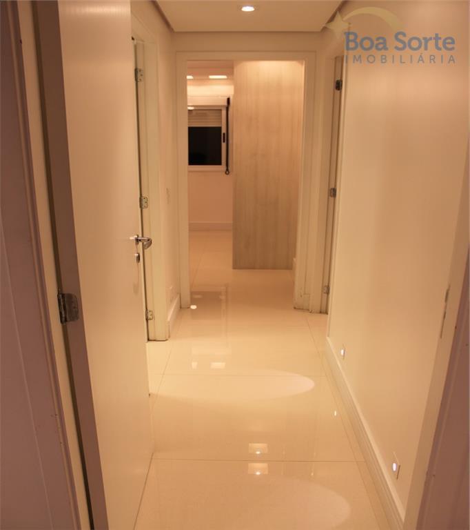 oportunidade! excelente apartamento de 122 m², com três suítes com armários, sala com três ambientes, lavabo,...