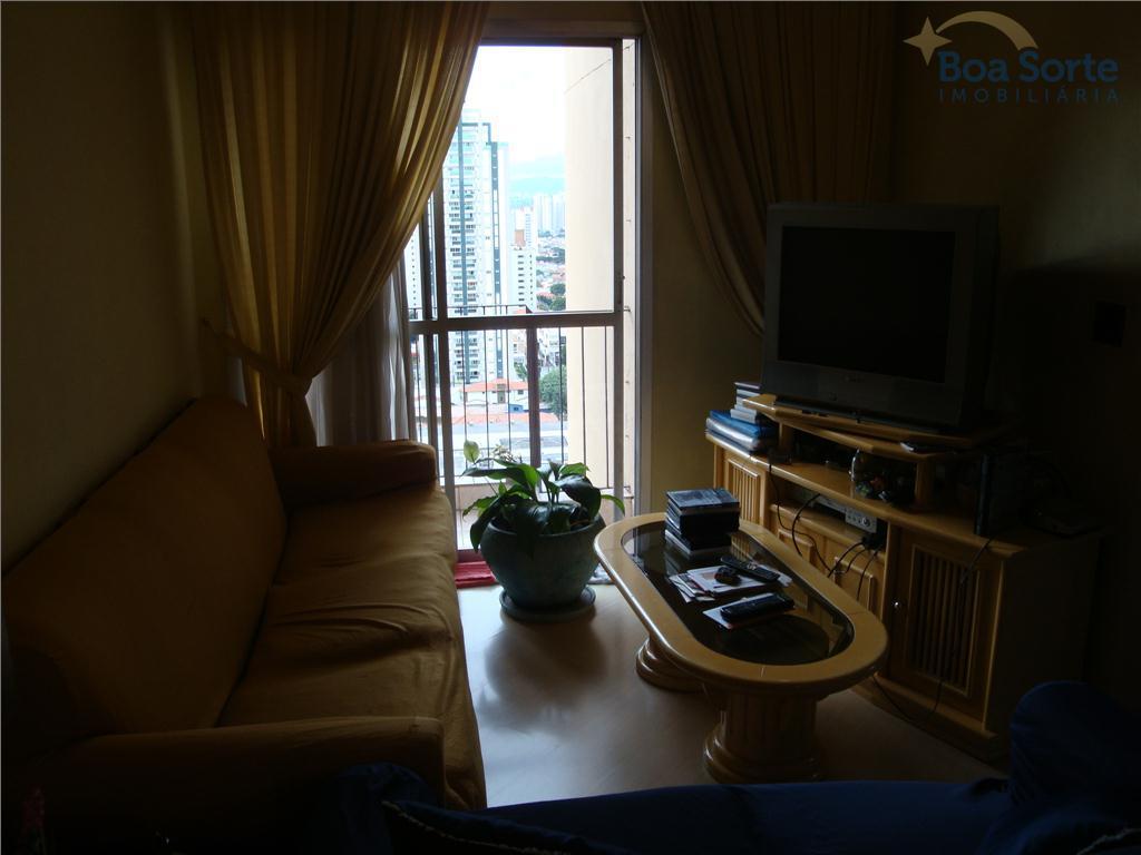 Apartamento residencial à venda, Carrão, São Paulo.