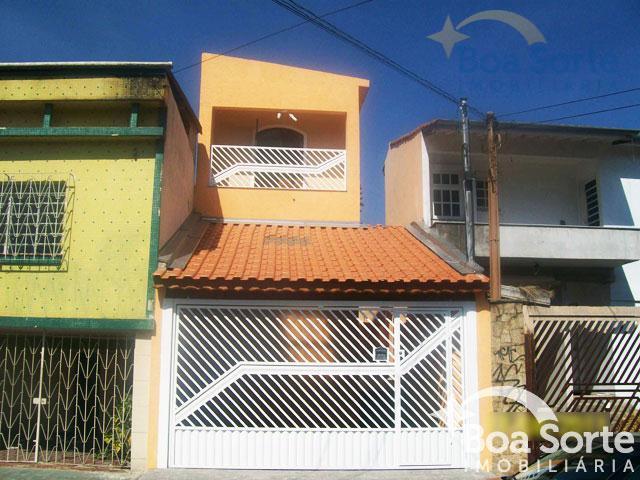 Sobrado residencial à venda, Tatuapé, São Paulo.