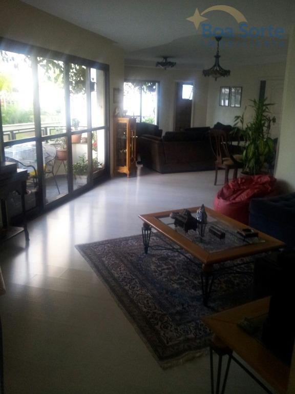 Apartamento residencial à venda, Jardim Anália Franco, São Paulo - AP0320.