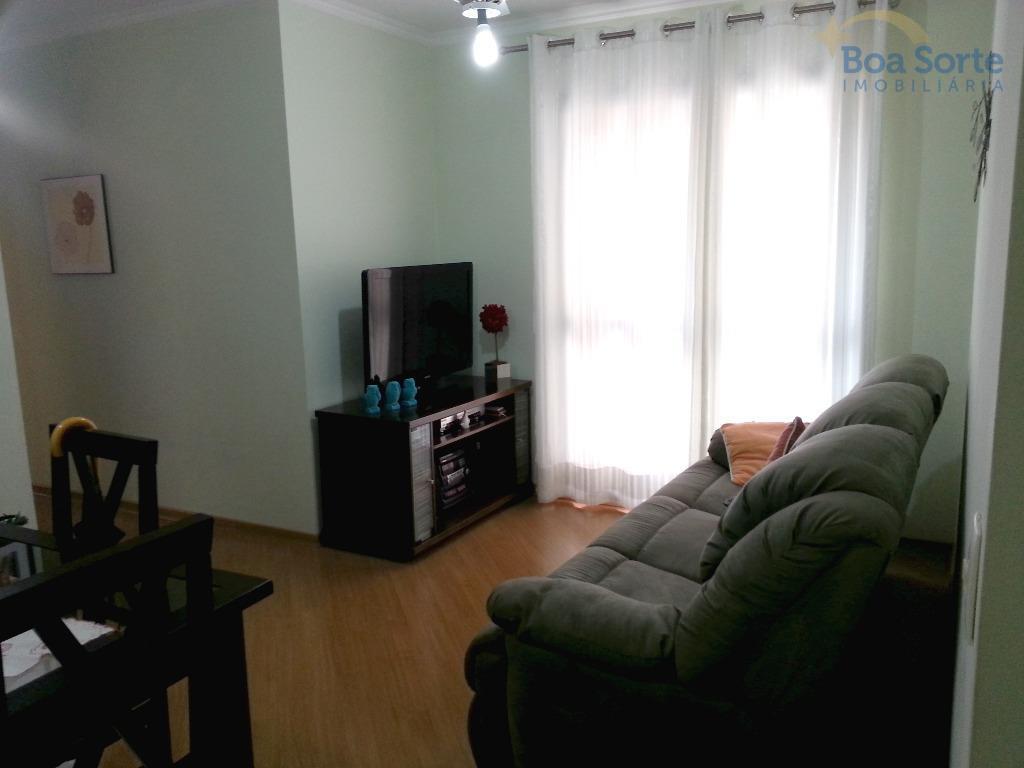 Apartamento residencial à venda, Vila Carrão, São Paulo - AP0303.