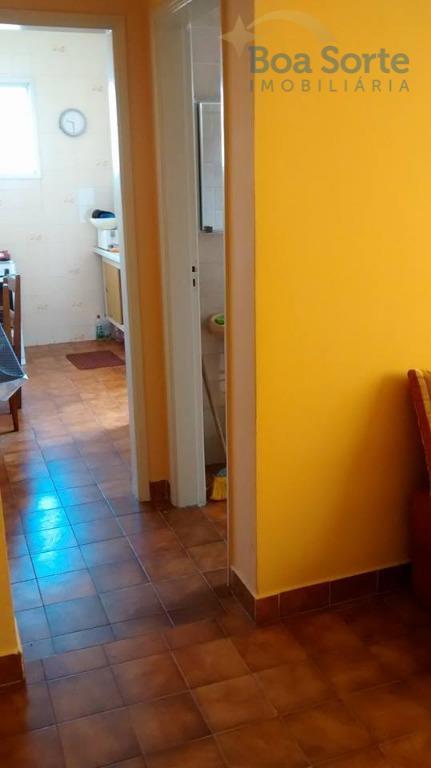 Apartamento residencial para venda e locação, Vila Guilhermina, Praia Grande - AP0190.