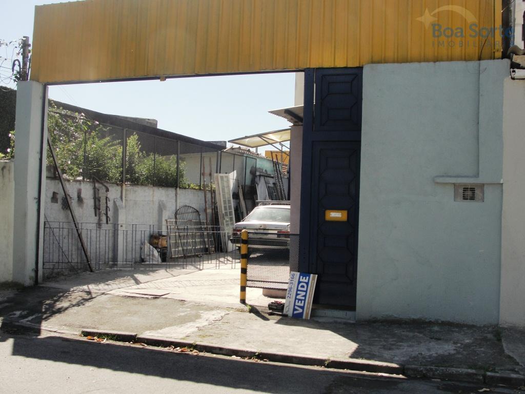 Galpão comercial à venda, Tatuapé, São Paulo - GA0011.