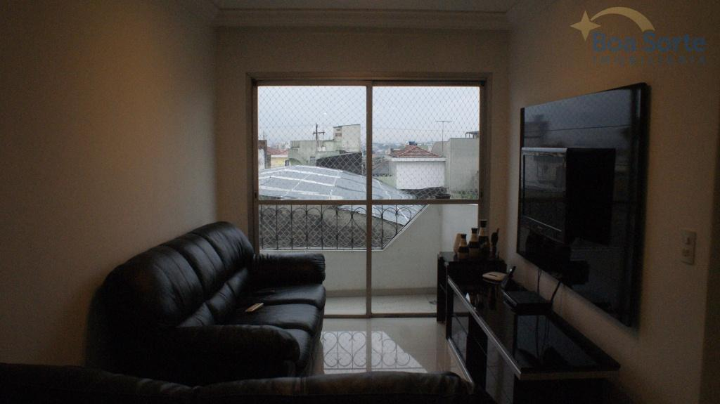 Apartamento residencial à venda, Vila Carrão, São Paulo.