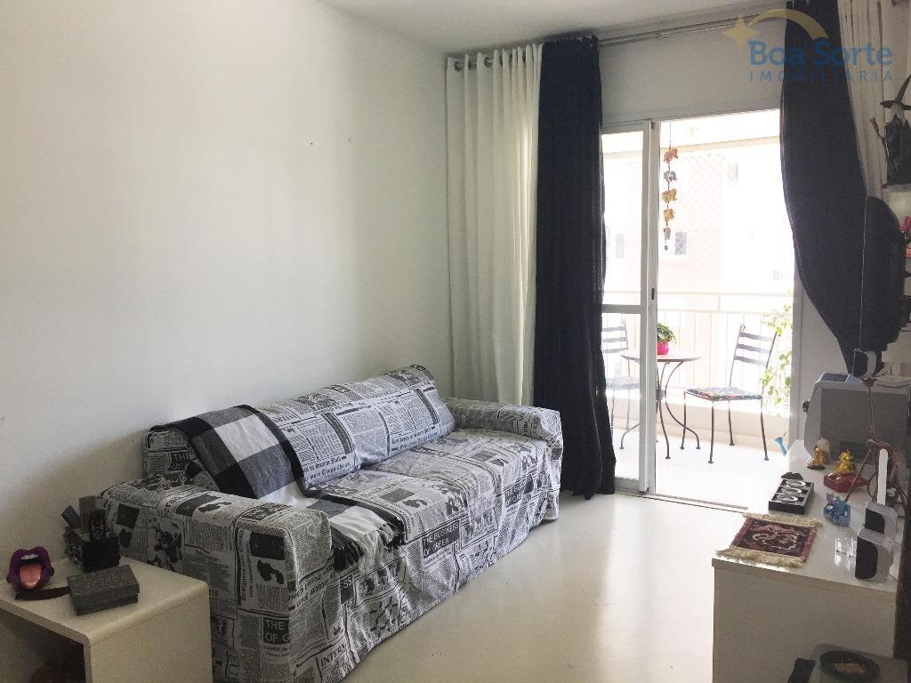 ótimo apartamento de 72 m² com três dormitórios (uma suíte), sala ampla de dois ambientes com...