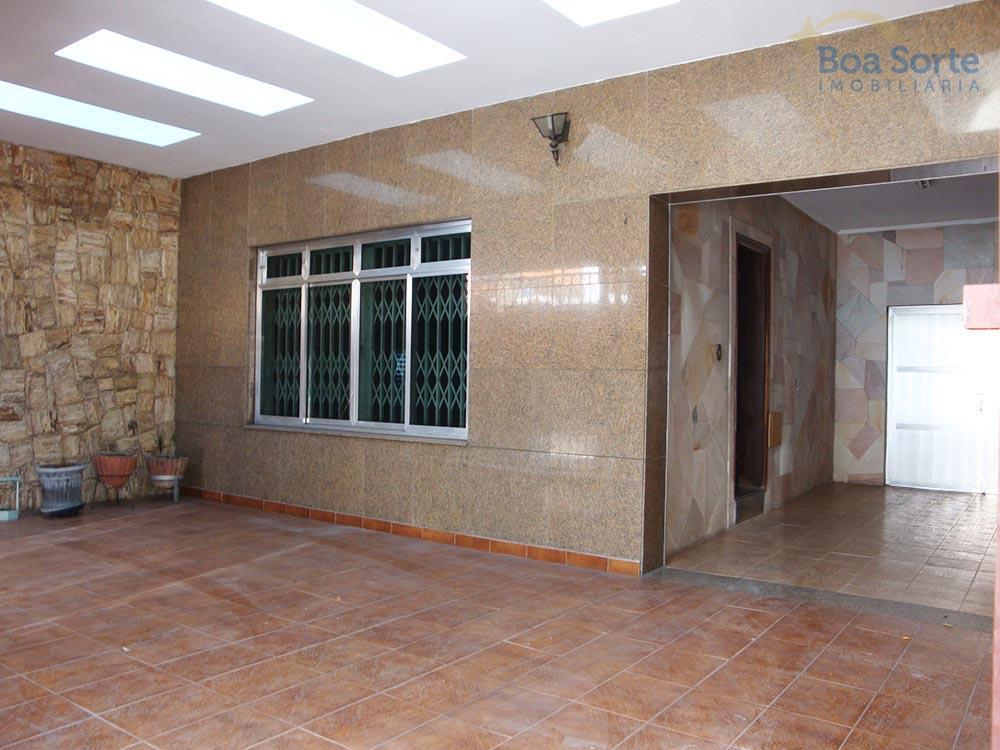 Sobrado residencial à venda, Tatuapé, São Paulo - SO0229.