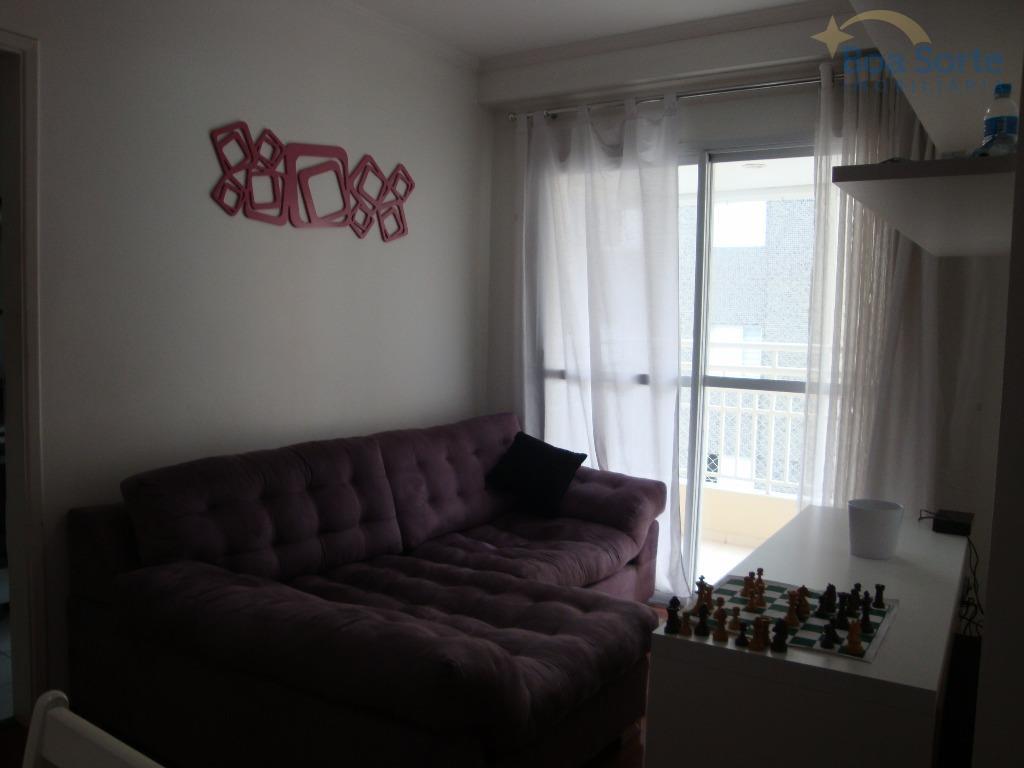 Apartamento residencial à venda, Tatuapé, São Paulo - AP0344.