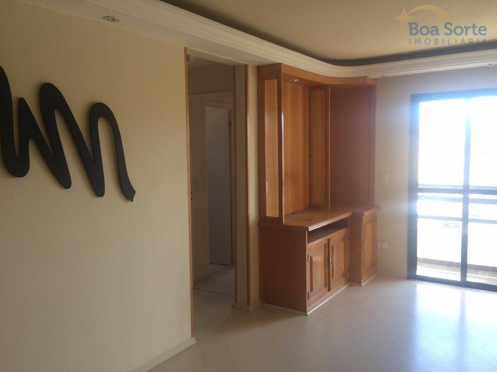 Apartamento residencial para venda e locação, Vila Carrão, São Paulo - AP0340.