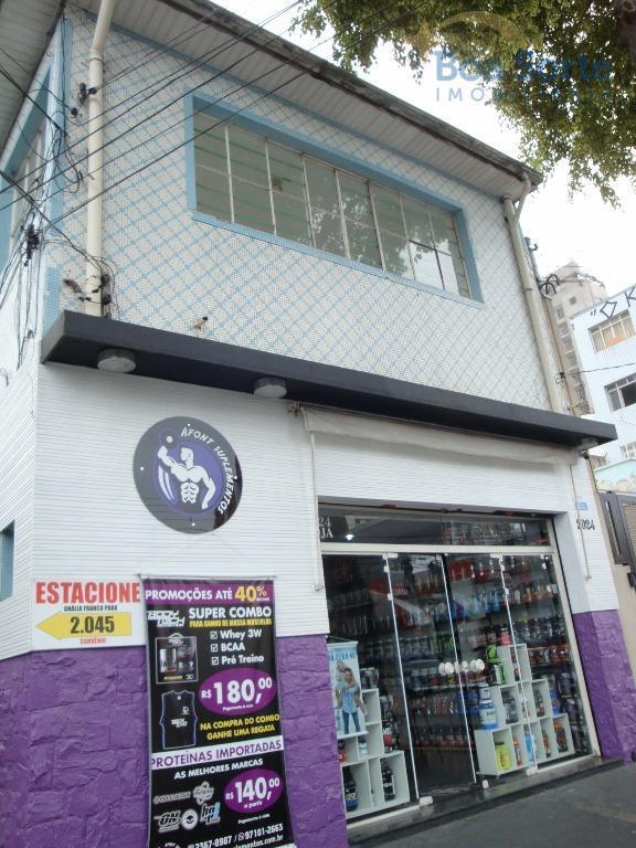 Sala comercial para locação, Vila Carrão, São Paulo.