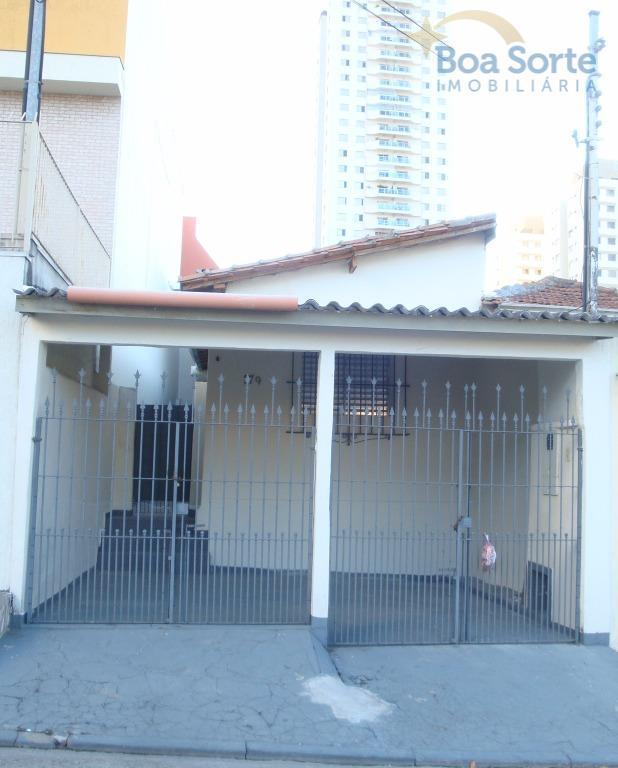 Casa residencial para locação, Chácara Califórnia, São Paulo - CA0128.