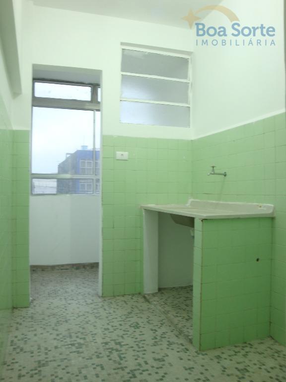 kitnet de 45 m² com banheiro, cozinha e área de serviço. excelente localização, próximo ao brás.