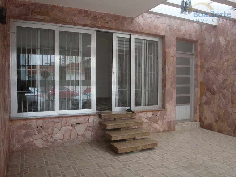 Casa comercial para locação, Vila Azevedo, São Paulo - CA0181.