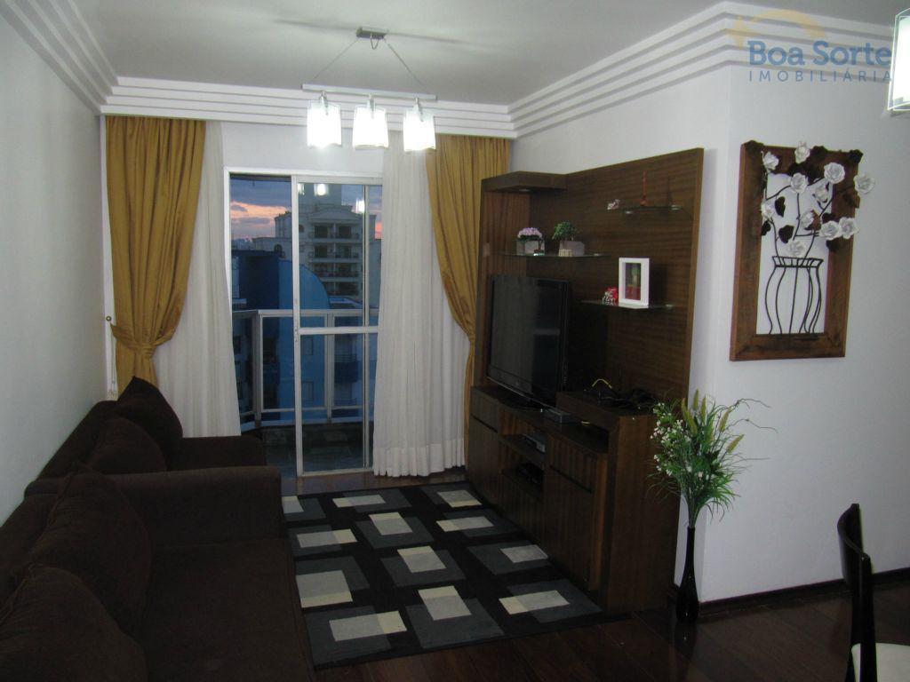 Vende-se apartamento de 3 dormitórios totalmente mobiliado