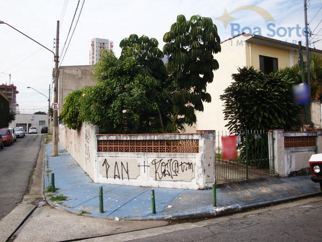 Terreno residencial à venda, Tatuapé, São Paulo - TE0002.