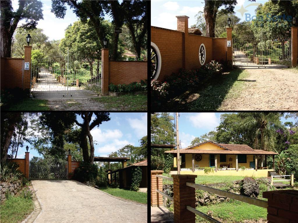 Sítio rural à venda, Luiz Carlos, Guararema.