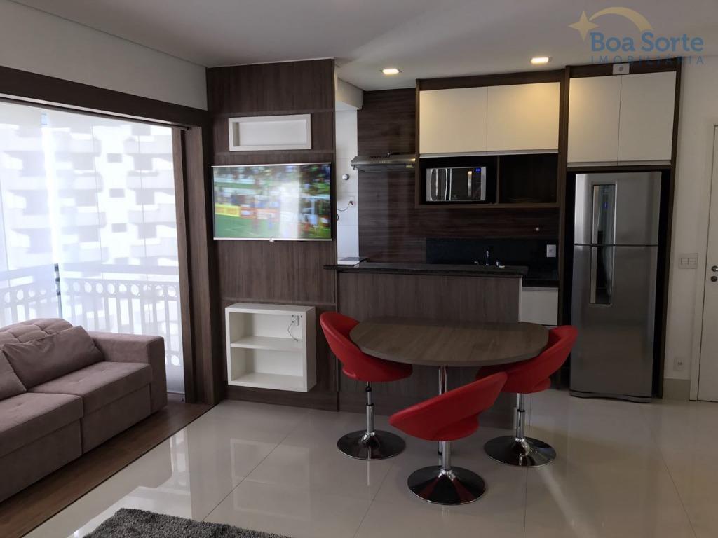 Apartamento residencial para locação, Tatuapé, São Paulo - AP0482.
