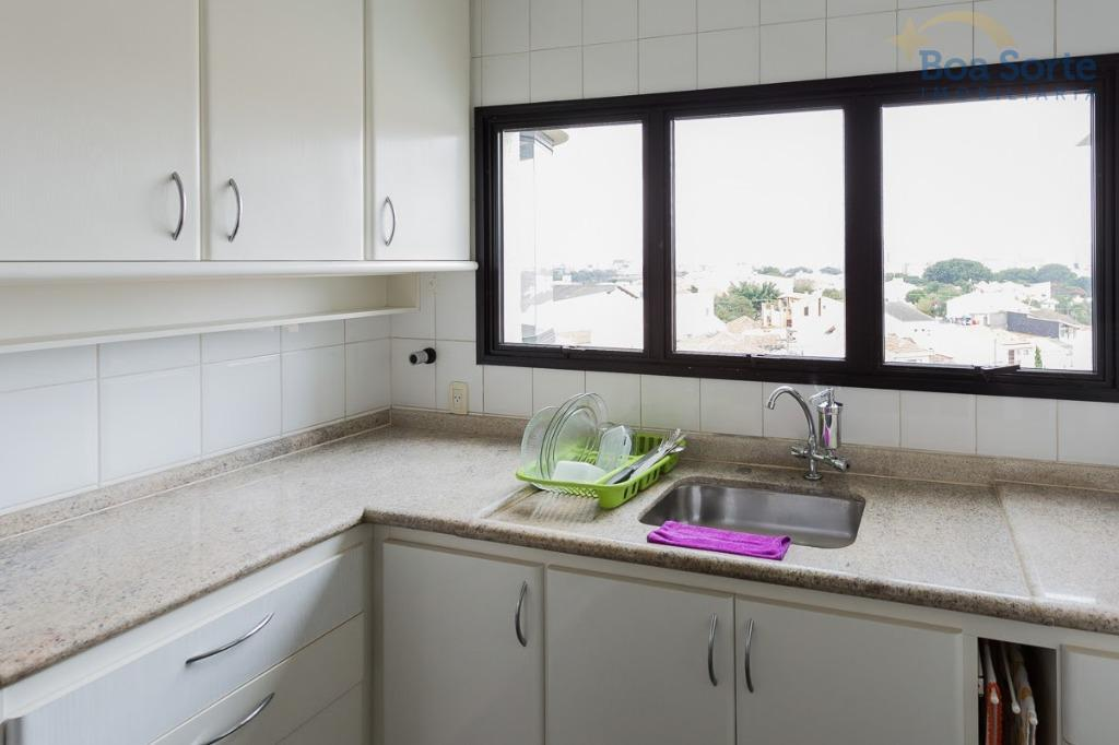 oportunidade! apartamento com 117 m², 3 dormitórios (sendo 3 suítes), sala ampla e bem iluminada com...