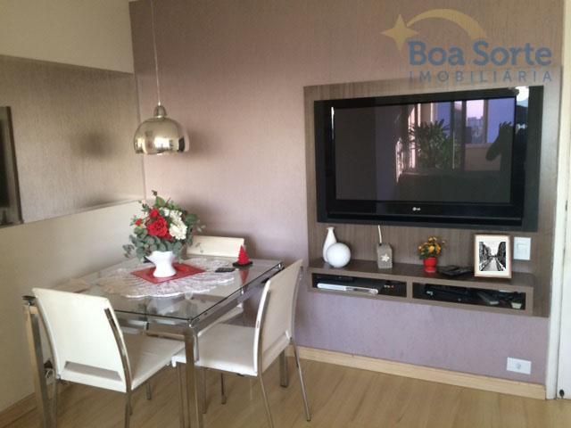 ótimo apartamento com 65 m², sala dois ambientes, varanda, dois dormitórios, dois banheiros, cozinha e área...
