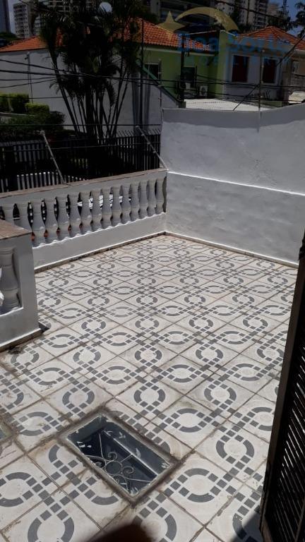 Sobrado com 3 dormitórios para alugar, 132 m² - Vila Gomes Cardim - São Paulo/SP