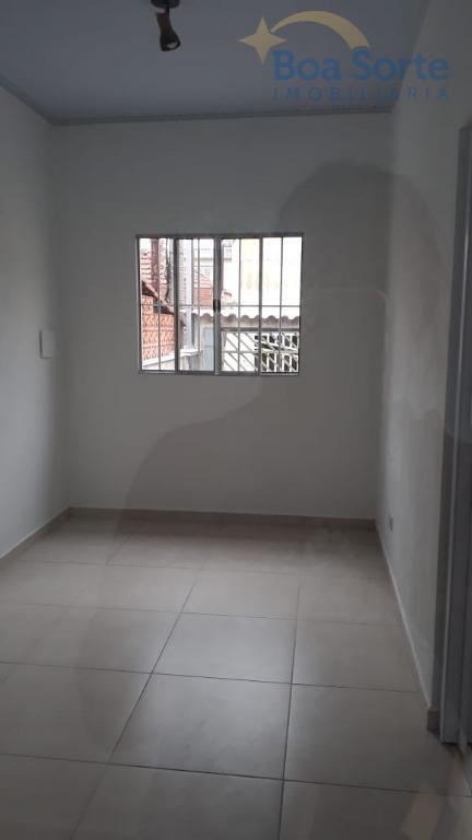 Casa com 1 dormitório para alugar, 50 m² por R$ 1.100/mês - Chácara Califórnia - São Paulo/SP