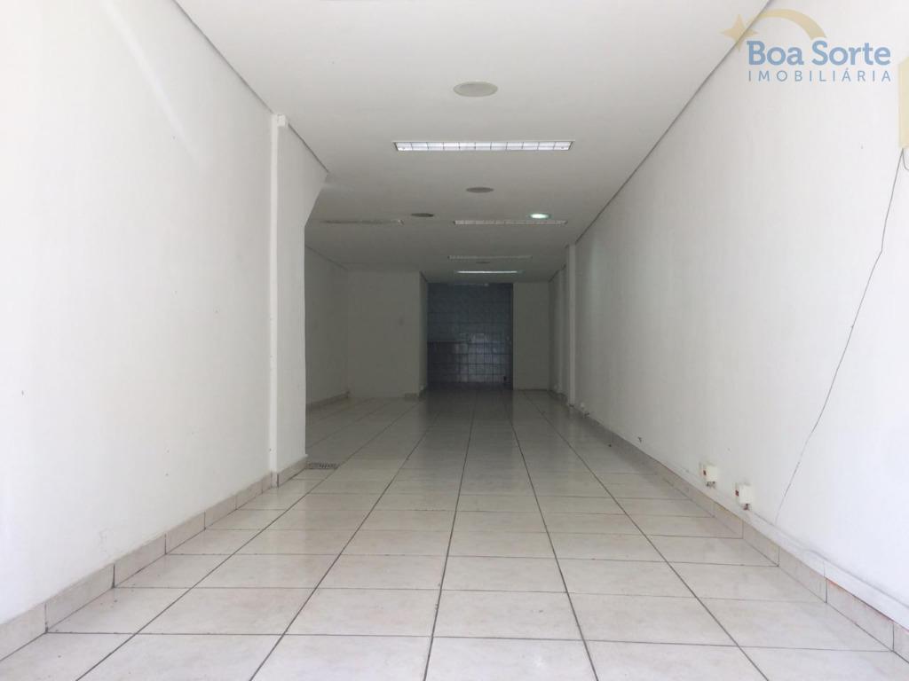 Salão para alugar, 77 m² por R$ 2.500/mês - Tatuapé - São Paulo/SP