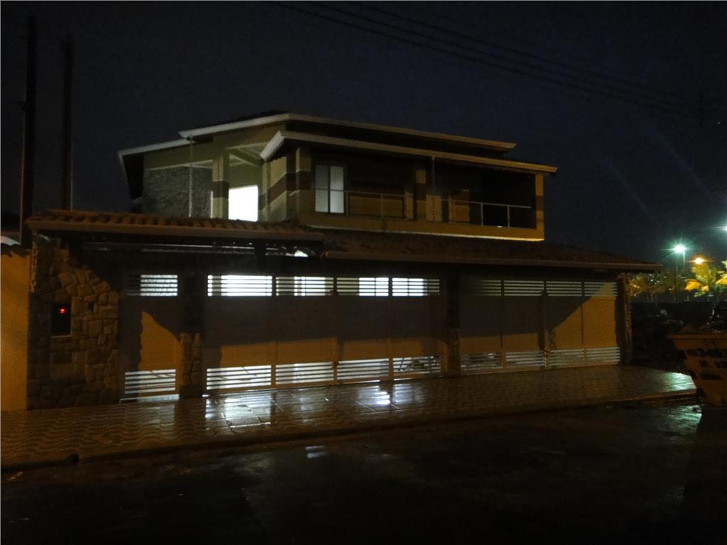 Sobrado Residencial à venda, Balneário Flórida, Praia Grande - SO0030.