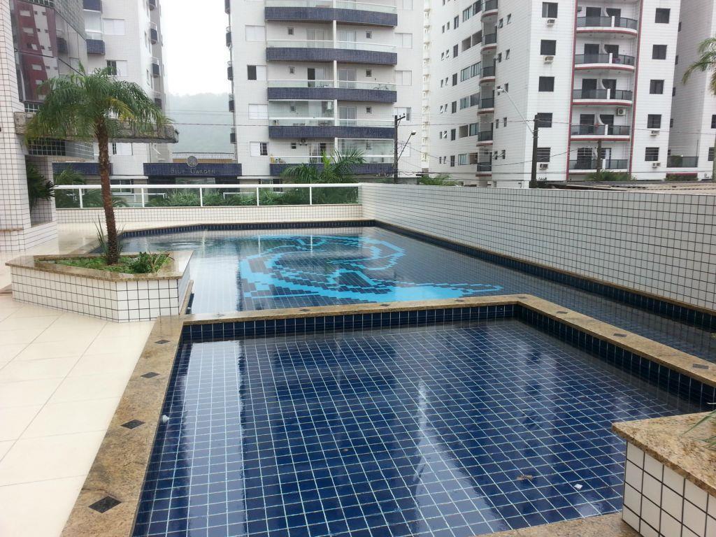 Apartamento Residencial à venda, Canto do Forte, Praia Grande - AP1125.