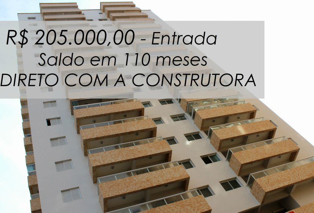 Apartamento Residencial à venda, Cidade Ocian, Praia Grande - AP1110.