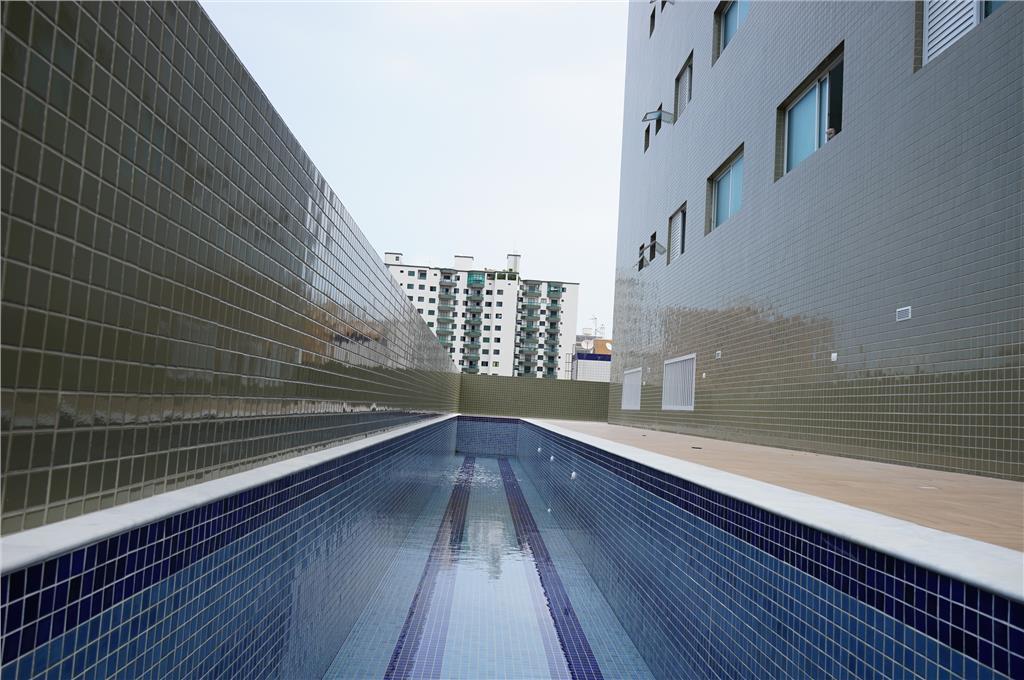 Apartamento Residencial à venda, Canto do Forte, Praia Grande - AP0888.