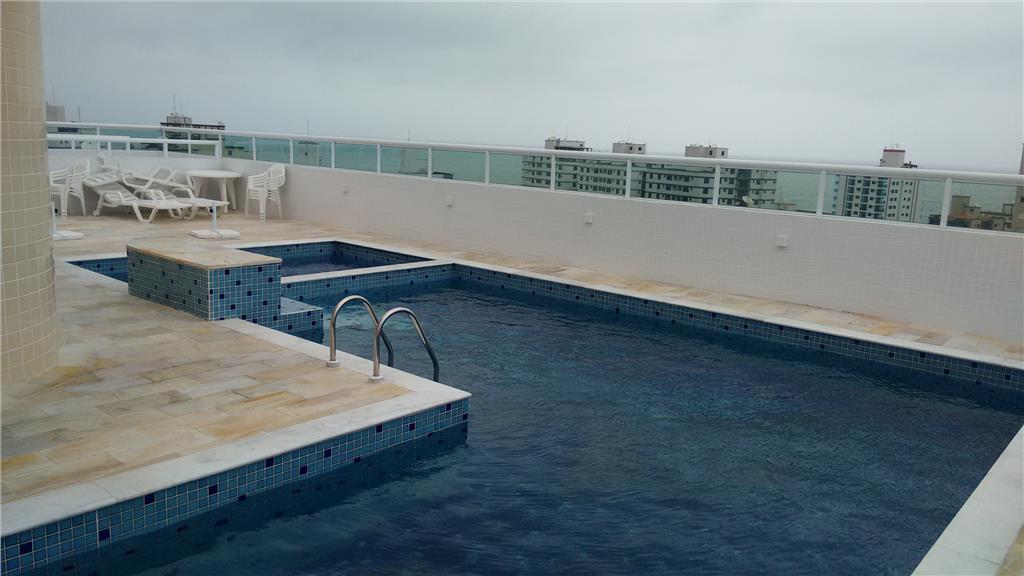 Apartamento Residencial à venda, Vila Tupi, Praia Grande - AP0672.