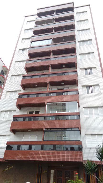 Apartamento Residencial à venda, Aviação, Praia Grande - AP1336.