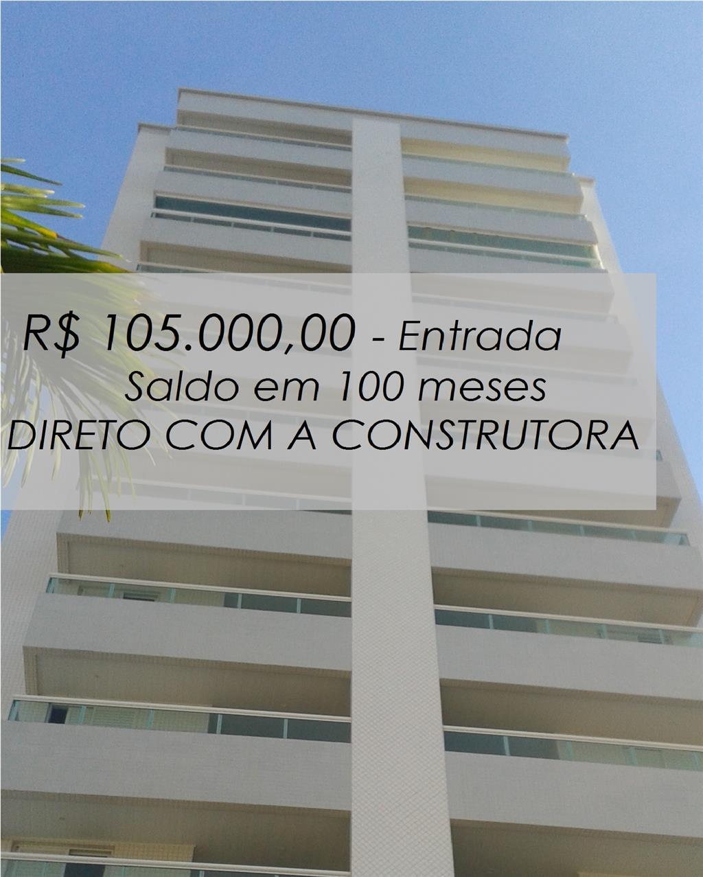 Apartamento Residencial à venda, Campo da Aviação, Praia Grande - AP1106.