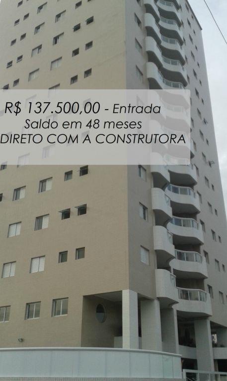 Apartamento Residencial à venda, Aviação, Praia Grande - AP1100.