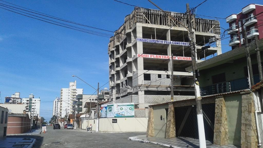 Apartamento Residencial à venda, Cidade Ocian, Praia Grande - AP1543.