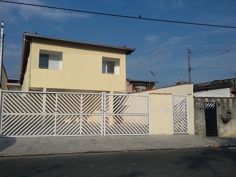 Oportunidade Casa 2 dormitórios, V. Sônia, Praia Grande.