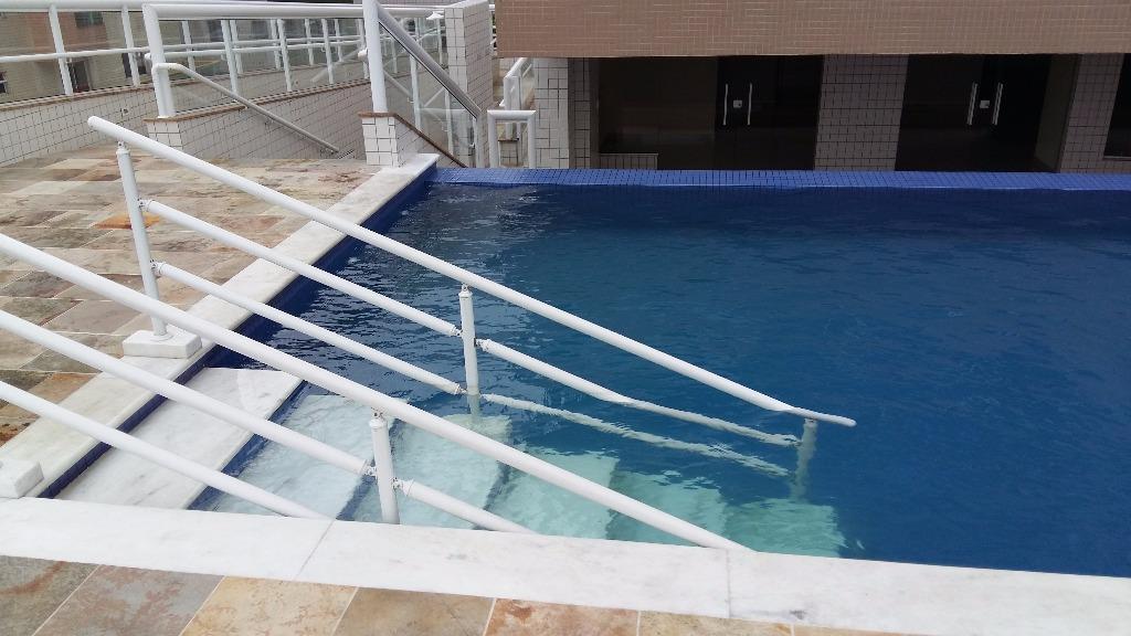 Oportunidade!! Maravilhoso apartamento 3 Dormitórios com 3 suítes em  Praia Grande. Ref- AP1741