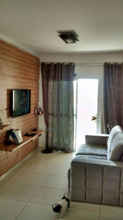 Excelente apartamento em Praia Grande Ref-AP1812