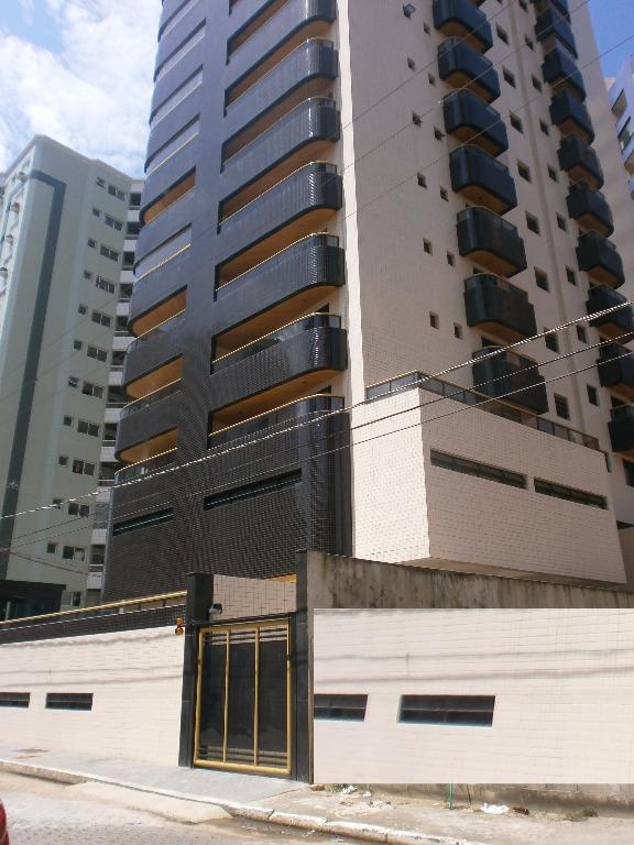 Apartamento Residencial à venda, Campo da Aviação, Praia Grande - AP1614.